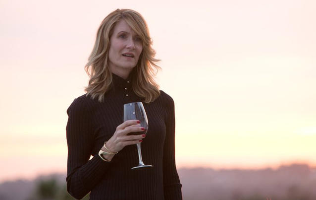 "Laura Dern in ""Big Little Lies"""