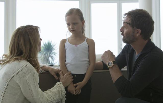 """Laura Dern spielt in """"Big Little Lies"""" die toughe Managerin Renata Klein"""