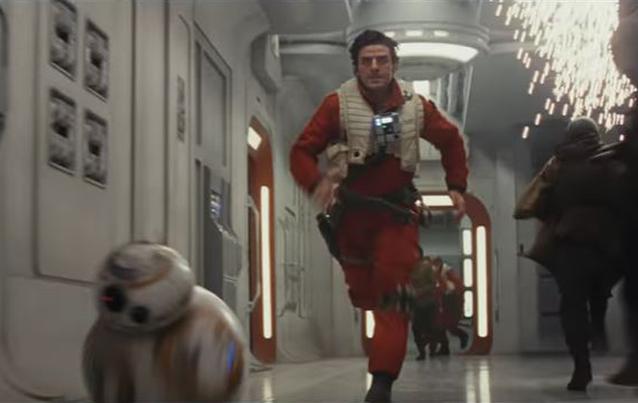 Star Wars VII: The Last Jedi