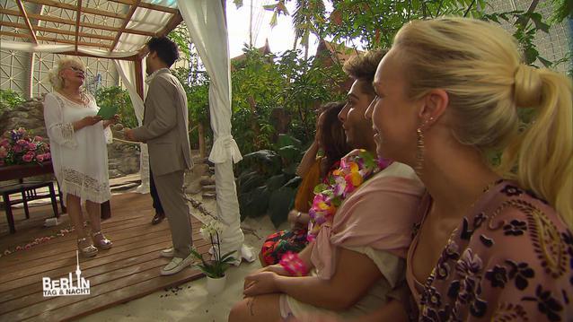 BTN: Inge und Emilio heiraten