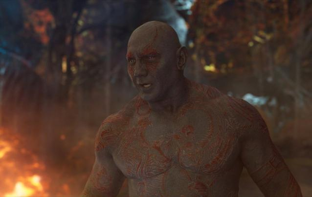 """Dave Bautista Drax """"Guardians of the Galaxy"""""""
