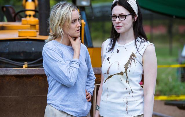 Orange Is the News Black: Wie geht es mit Piper und Alex weiter? Foto: Netflix