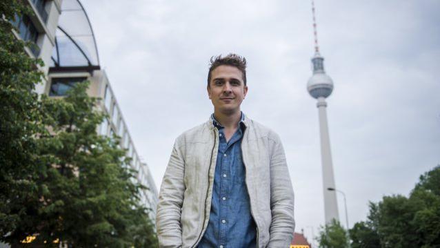 """""""The Road Trick"""": Adam Trent in Berlin"""