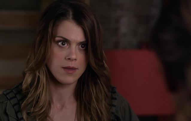 Paige McCullers könnte A.D. sein!