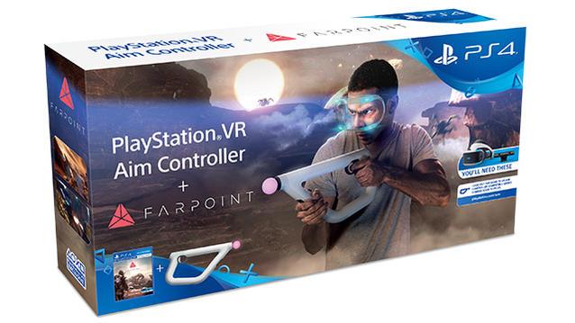 Farpoint Aim Controller Bundle
