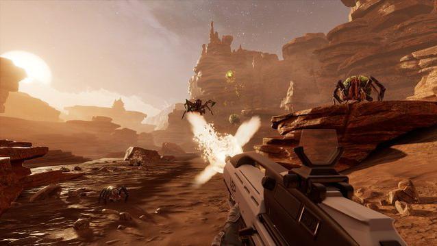 Farpoint Aliens VR