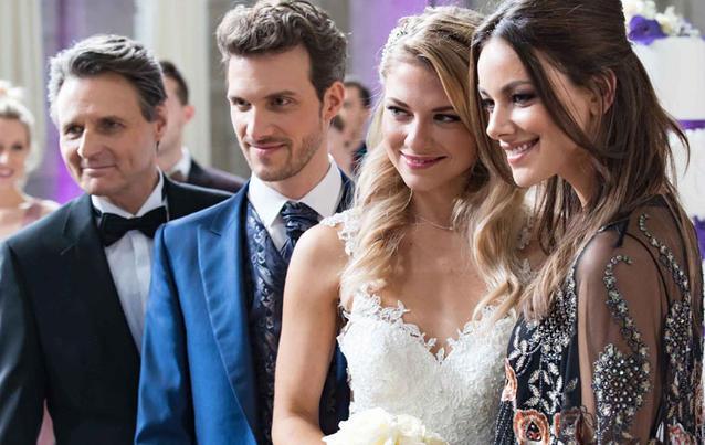 GZSZ: Sunnys Hochzeit wird blutig