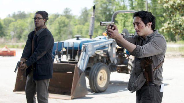 The Walking Dead Heath Glenn