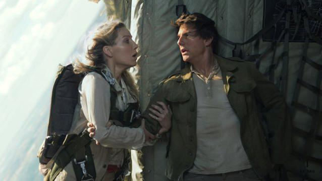 Annabelle Wallis Tom Cruise Die Mumie