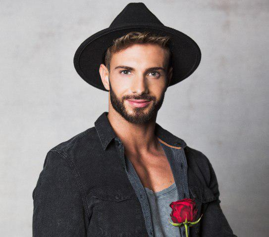 Bachelorette 2017: Julian mit dem Hut