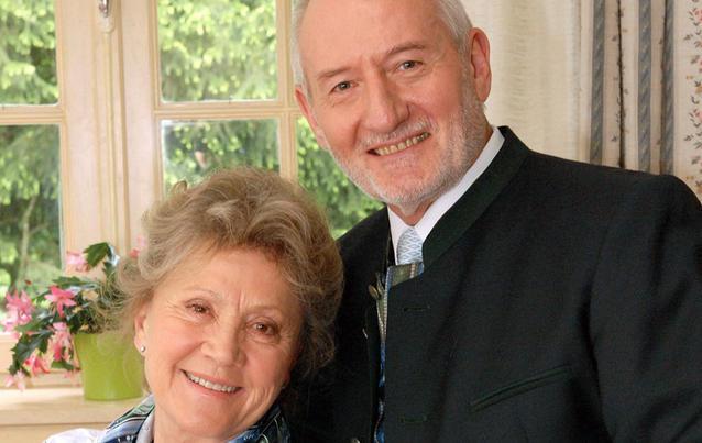 Sturm der Liebe: Hildegard und Alfons Sonnbichler
