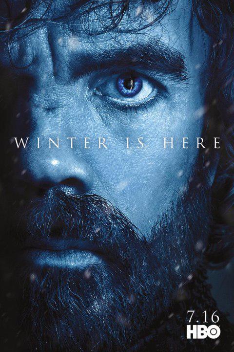 GoT: Poster Tyrion 7
