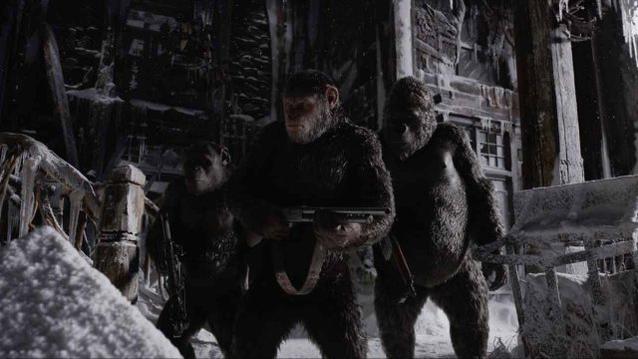 Planet der Affen Survival Caesar