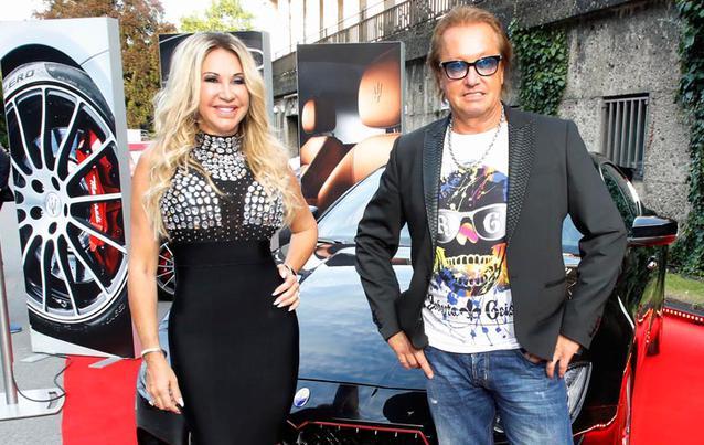 "Carmen und Robert Geiss bei ""Movie Meets Media"""