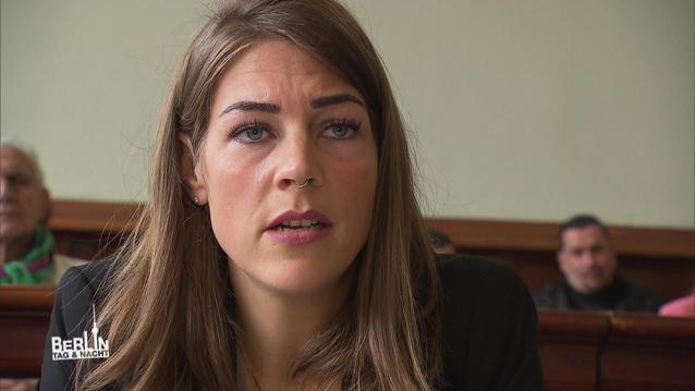 BTN-Prozess: Macht Alina eine Falschaussage?