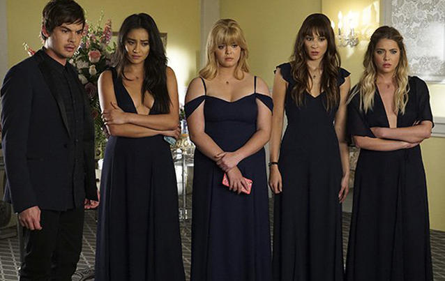 "Die ""Pretty Little Liars"" sollten anders enden. Foto: Freeform"