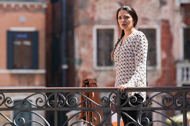 Anne Menden. GZSZ. Venedig
