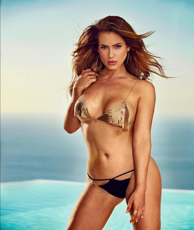 Jessica Paszka: Bachelorette nackt im Playboy