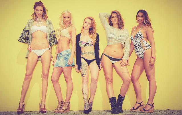 BTN: Milla, Peggy, Emmi, Alina, Alessia - von Jessica fehlt jede Spur