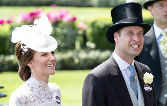 William und Kate kommen nach Deutschland. Foto: Getty Images
