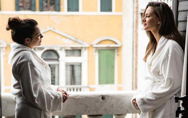 GZSZ: Emily und Jasmin in Venedig