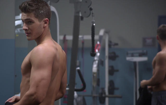 """Cody Christian als Theo in """"Teen Wolf"""". Foto: MTV"""