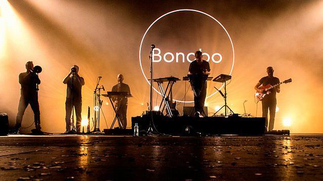 Bonobo Melt 2017