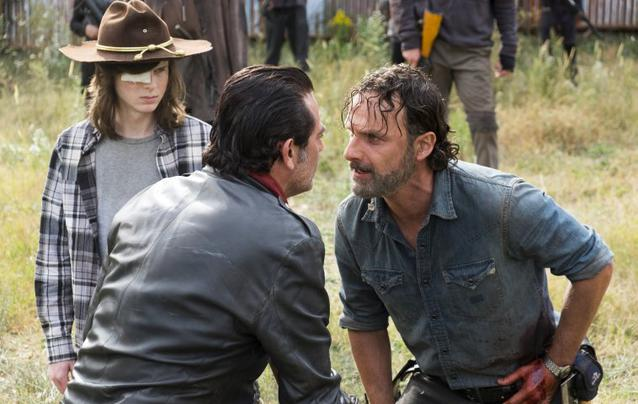 """The Walking Dead"" 618"