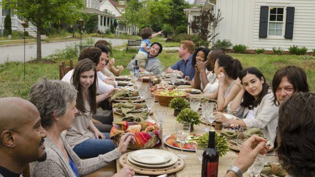 """The Walking Dead"" Traumsequenz Glenn"
