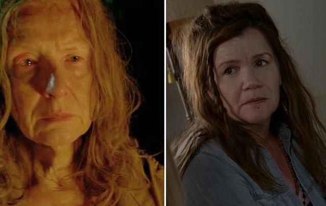 "Frances Conroy und Mare Winningham sind in der 7. Staffel ""American Horror Story"" zu sehen. Fotos: Fox"