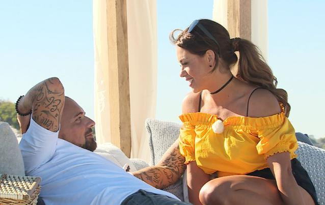 Jessica und Niklas Bachelorette Finale