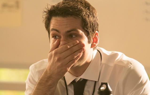 """Stiles (Dylan O'Brien) kehr als FBI-Agent zu """"Teen Wolf"""" zurück. Foto: Scott Everett White / MTV"""