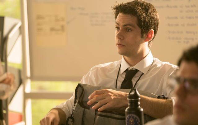 Stiles (Dylan O'Brien) ist FBI-Agent. Foto: Scott Everett White / MTV