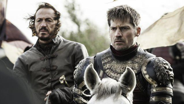 """Game of Thrones"" Jaime Bronn"