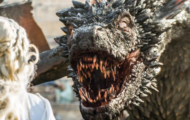 """Game of Thrones"" Drogon"