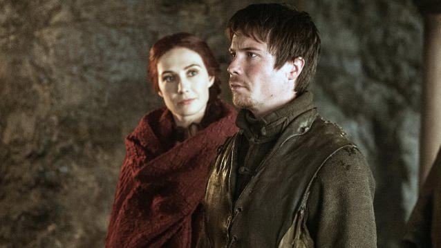 """Gendry und Melisandre bei """"Game of Thrones"""""""