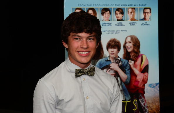 "Graham Phillips spielt Nick St. Clair in ""Riverdale"""