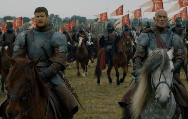 Game of Thrones Dickon RandyllTarly