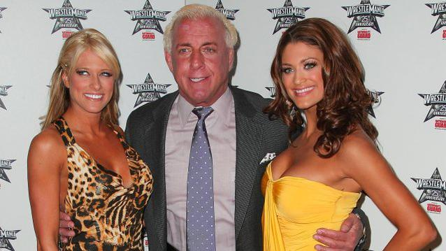 Ric Flair WWE Legende