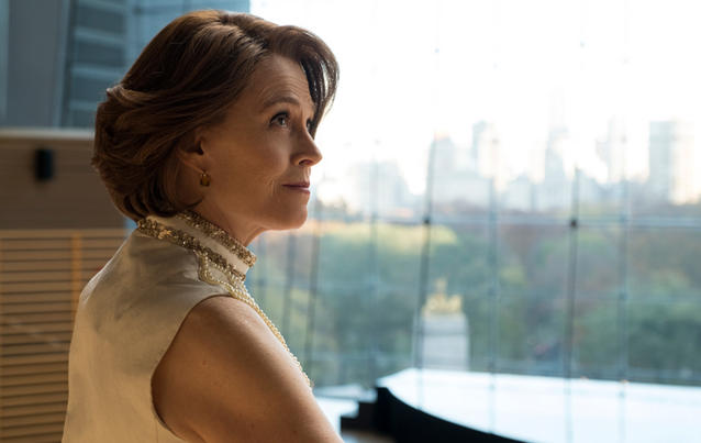 The Defenders: Sigourney Weaver