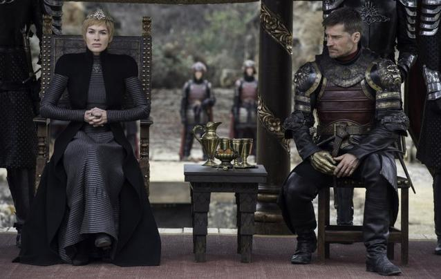 Game of Thrones Jaime Cersei