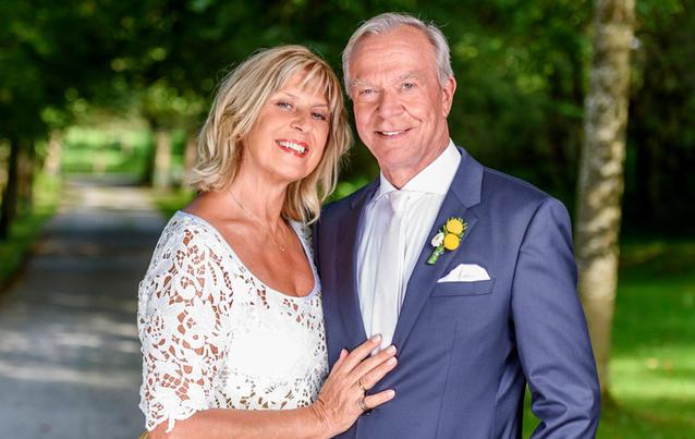 Sturm der Liebe: Werners und Charlottes Hochzeit endet mit Überraschung