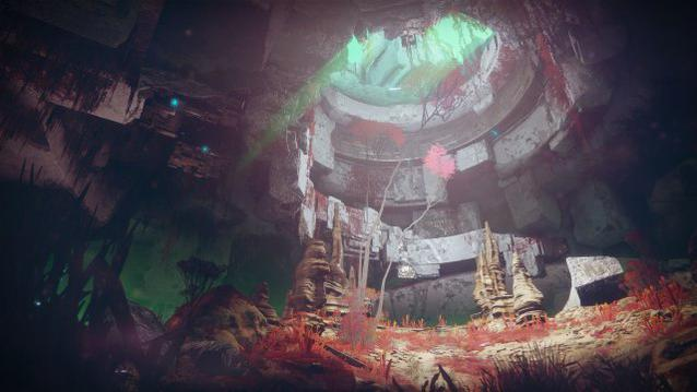 Destiny 2 Location