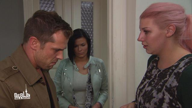 BTN: Basti und Mandy überraschen Paula mit ihrem Geständnis.