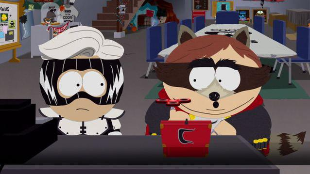 South Park Cartman Coon Friends
