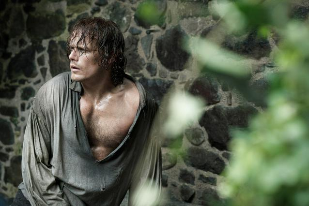 Outlander: Jamie Fraser (Sam Heughan)