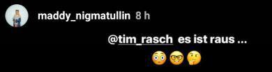"""Bestätigt """"Köln 50667""""-Star Margarita Nigmatullin hier ihre Beziehung zu BTN-Star Tim Rasch?"""