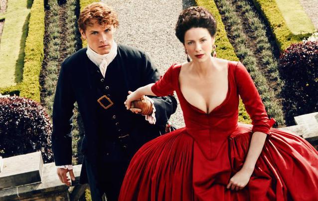 Outlander: Sie wird Jamies neue Claire