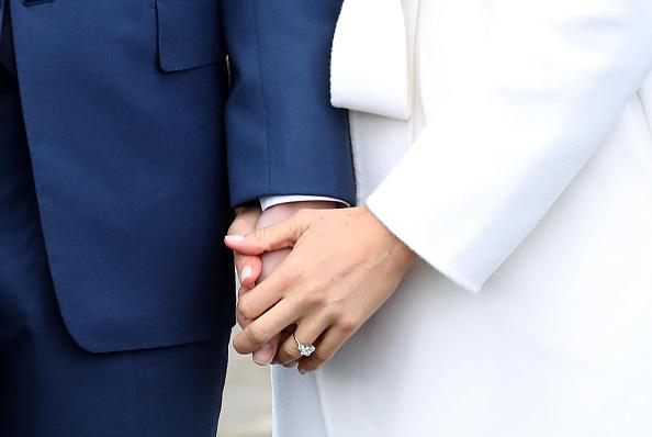 Meghan Markle Prinz Harry Verlobung