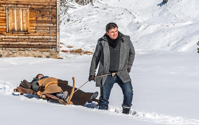 Der Bergdoktor: Hans Sigl